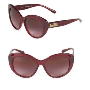 Coach Butterfly Sunglasses 🕶